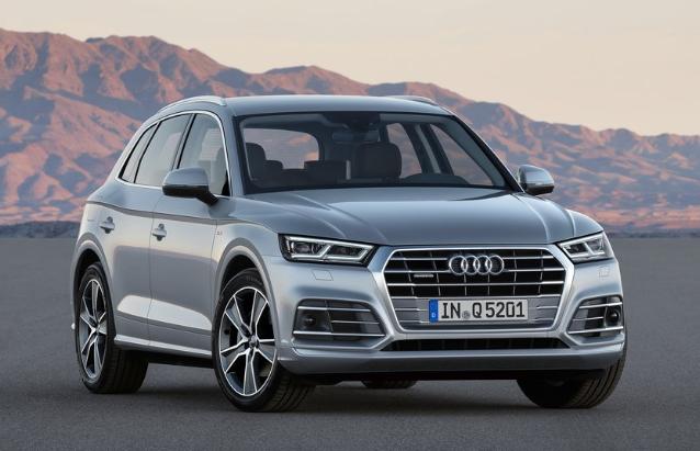2017 Audi Q5 Engine Design