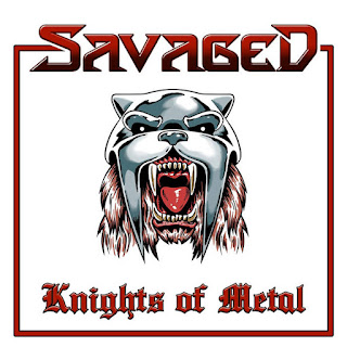 "Ο δίσκος των Savaged ""Knights Of Metal"""