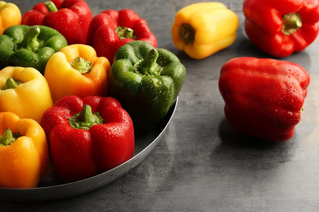 Capsicum is Fruit Or Vegetable ? | Surprising Benefits of Capsicum