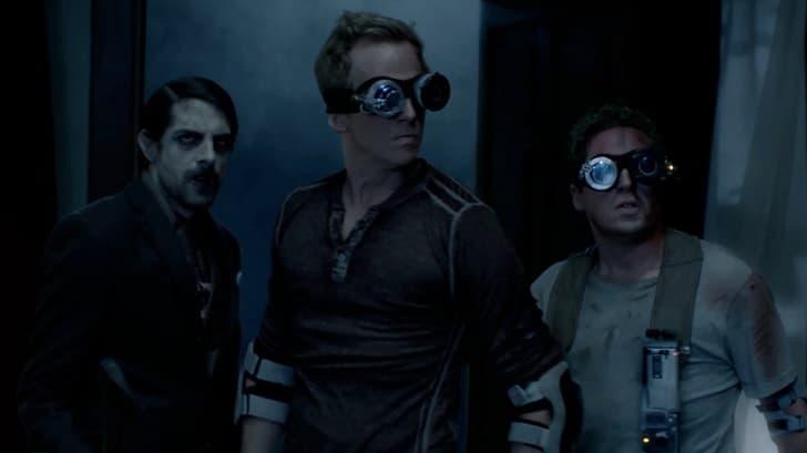 Рецензия на фильм «Призрачный патруль» (2019) - попытку высмеять паранормальные телешоу