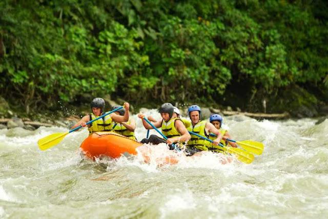 Sungai Citarik Sukabumi