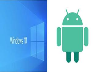 Cara Menginstal Windows 10 dari Android