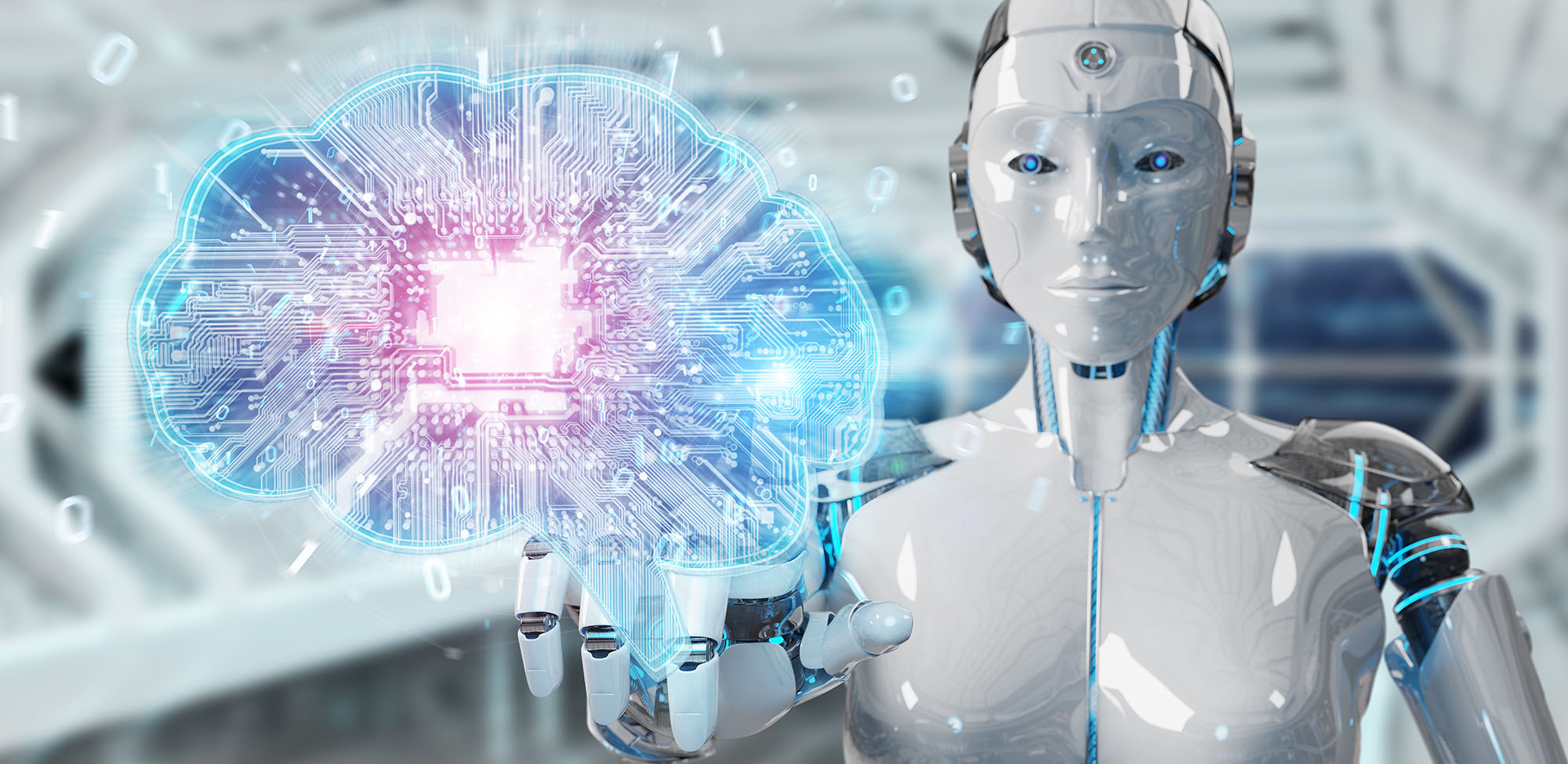 Artificial Intelligence Leads The Future