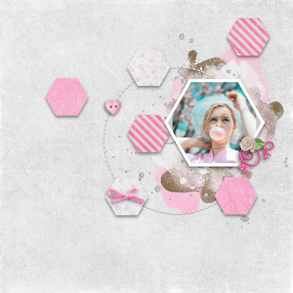 bubble gum © sylvia • sro 2018 • little love bug by yen jurko
