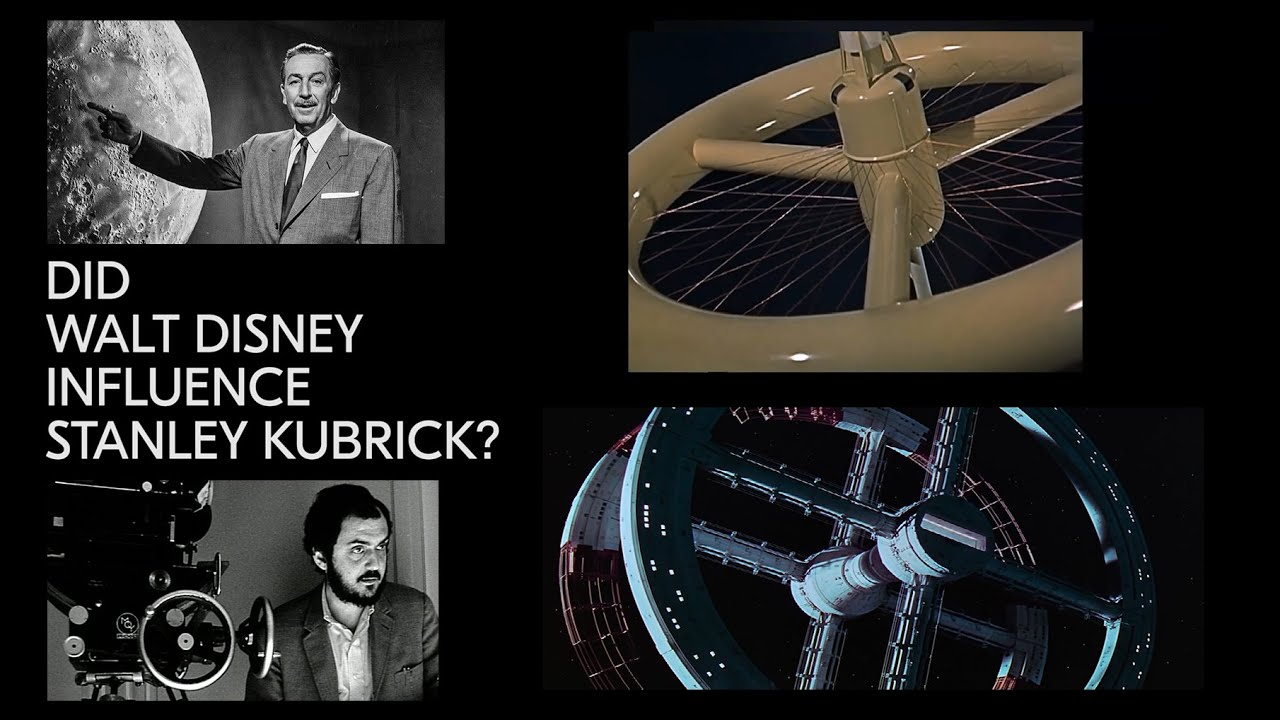 Did Walt Disney Influence Stanley Kubrick