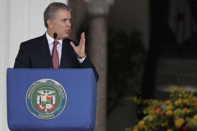 Duque: La OEA debe liderar una respuesta a crisis por éxodo venezolano