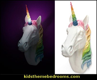 Unicorn Sconce Wall Light   unicorn bedding - unicorn decor - unicorn bedroom ideas - unicorns - Unicorn & Rainbows bedrooms -  unicorn duvet - fantasy theme bedroom decorating ideas - fairytale bedrooms decor - pegasus decor - unicorn wall murals - Unicorn bedroom decor - unicorn wall decals - unicorn baby bedrooms - unicorn baby girl bedroom - unicorn crib bedding - unicorn gifts