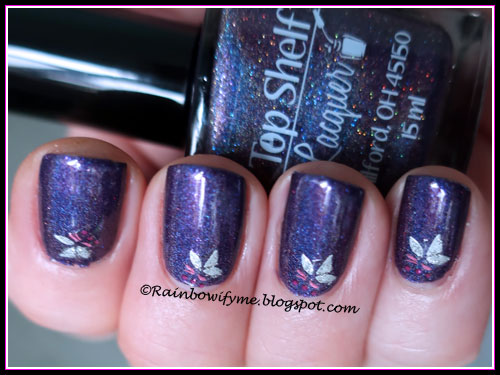 Topshelf Lacquer: A Boozed Ego