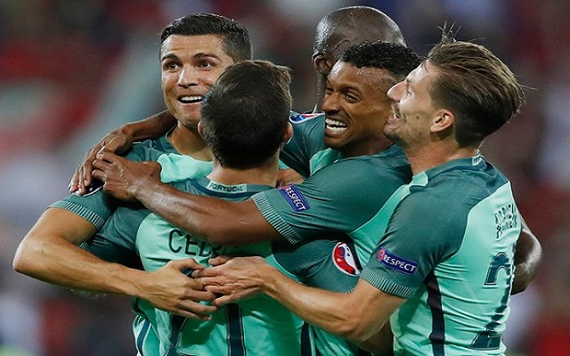 Portugal vs Wales 2-0 at Uefa Euro 2016 - Goals & Highlights Video