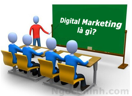 Digital Marketing là gì?