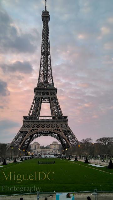 Jardines de La Torre Eiffel