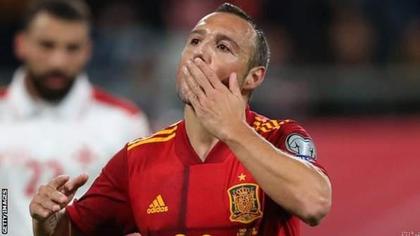 Spain Fires Seven to Secure Top Spot in Euro Qualifiers
