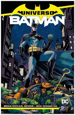 Universo Batman Brian Michael Bendis Nick Derington DC comic Fabergé