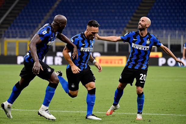 موعد مباراة إنتر ميلان ضد نابولي فى الدورى الإيطالي والقناة الناقلة