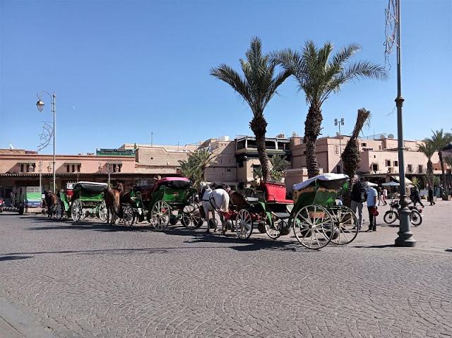 piazza Ferblatiers marrakech