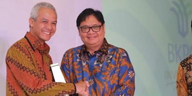 Warganet Bikin Polling, Hasil Sementara Airlangga-Ganjar Unggul Jauh Atas Prabowo-Puan