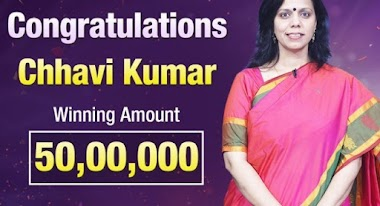 KBC Lottery Winner List 25 Lakh Check kbc Online Winner