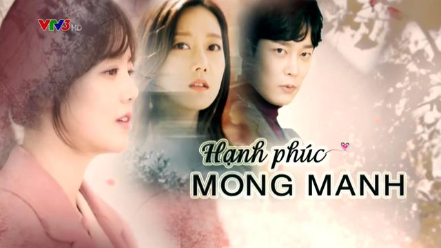 Hạnh Phúc Mong Manh – Trọn Bộ Tập Cuối (Phim Hàn Quốc VTV3 Thuyết Minh) – Tình Yêu Xui Xẻo