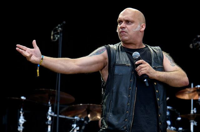 """Blaze Bayley diz que participou do início da """"era progressiva"""" do Iron Maiden"""