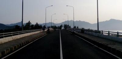rute jalan lintas selatan trenggalek