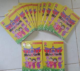 STORY MY FIRST BOOK, KUMPULAN PANTUN TERBARU 2020 : PANTUN ANAK CEMERLANG