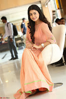 Avantika Mishra Looks beautiful in peach anarkali dress ~  Exclusive Celebrity Galleries 014.JPG