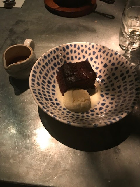 Botanist Sticky Toffee Pudding