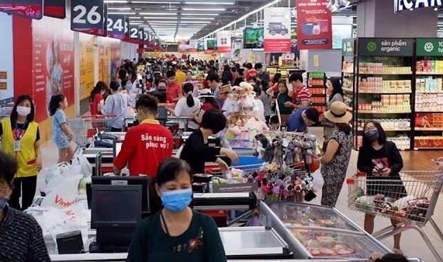 VinMart+ tạm đóng một số cửa hàng tại Hà Nội vì Covid-19