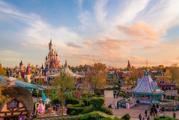 Disneyland Paris para crianças