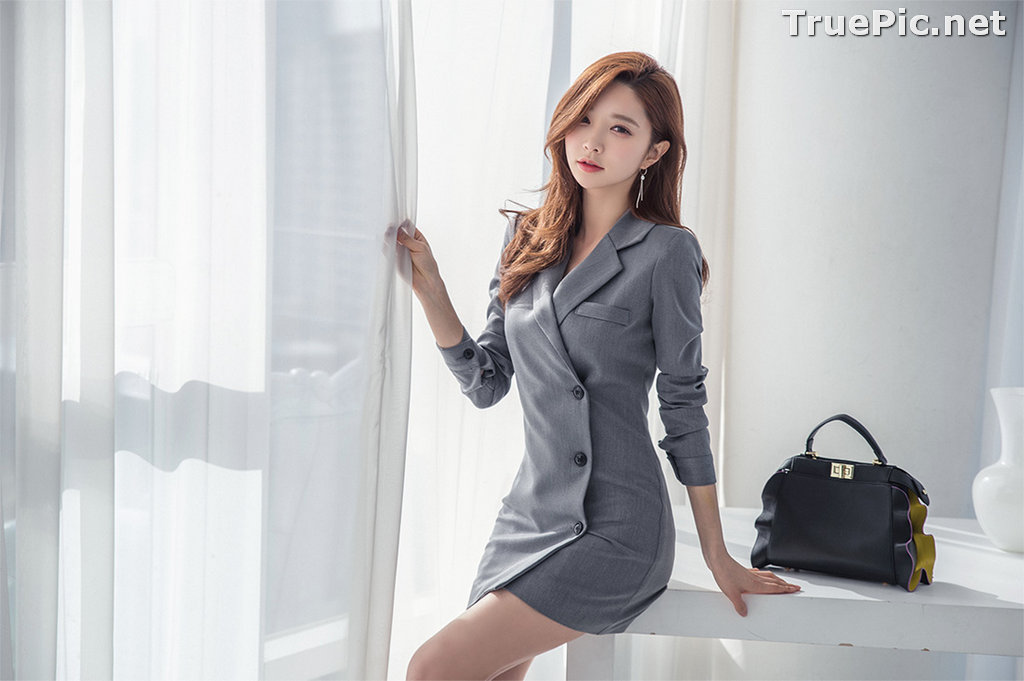 Image Korean Beautiful Model – Park Soo Yeon – Fashion Photography #4 - TruePic.net - Picture-3