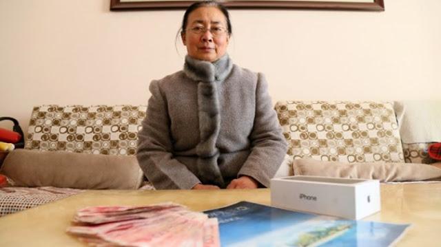 Kesepian, Nenek Ini Akan Berikan iPhone 7 Gratis Kepada Orang yang Mau Jadi Anaknya