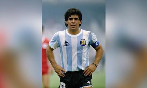 "Sang Bintang: Maradona "" Gol Tangan Tuhan"""