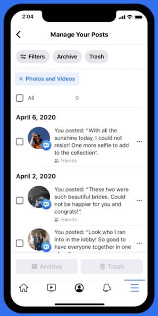 Fitur Pengelola Kegiatan Facebook