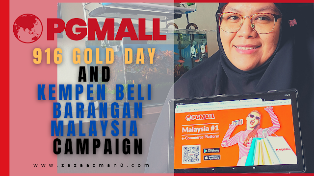 PG mall online shopping platform in Malaysia