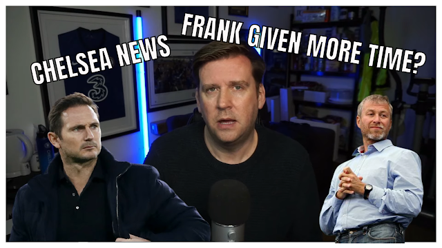 CHELSEA NEWS IN FIVE MINUTES | ROMAN ABRAMOVICH TO GIVE FRANK LAMPARD MORE TIME?