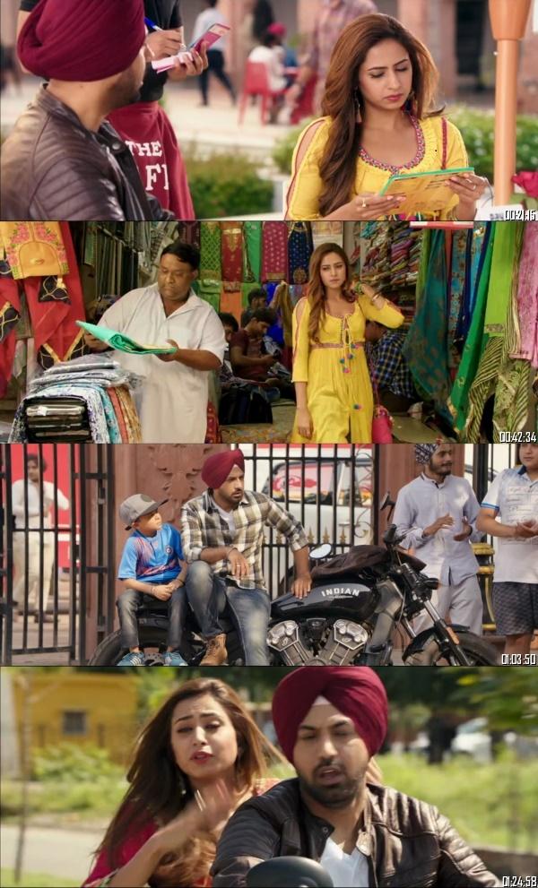 Chandigarh Amritsar Chandigarh 2019 Punjabi 480p WEB-DL 300MB Desirehub