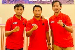 3 Wasit Futsal Luwu Ikuti Kursus Wasit Level 1 Nasional di Makassar
