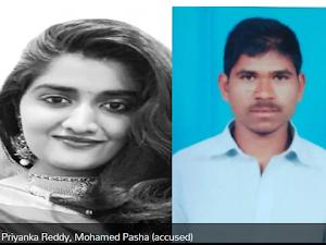 Priyanka reddy kidnapped, raped and murdered