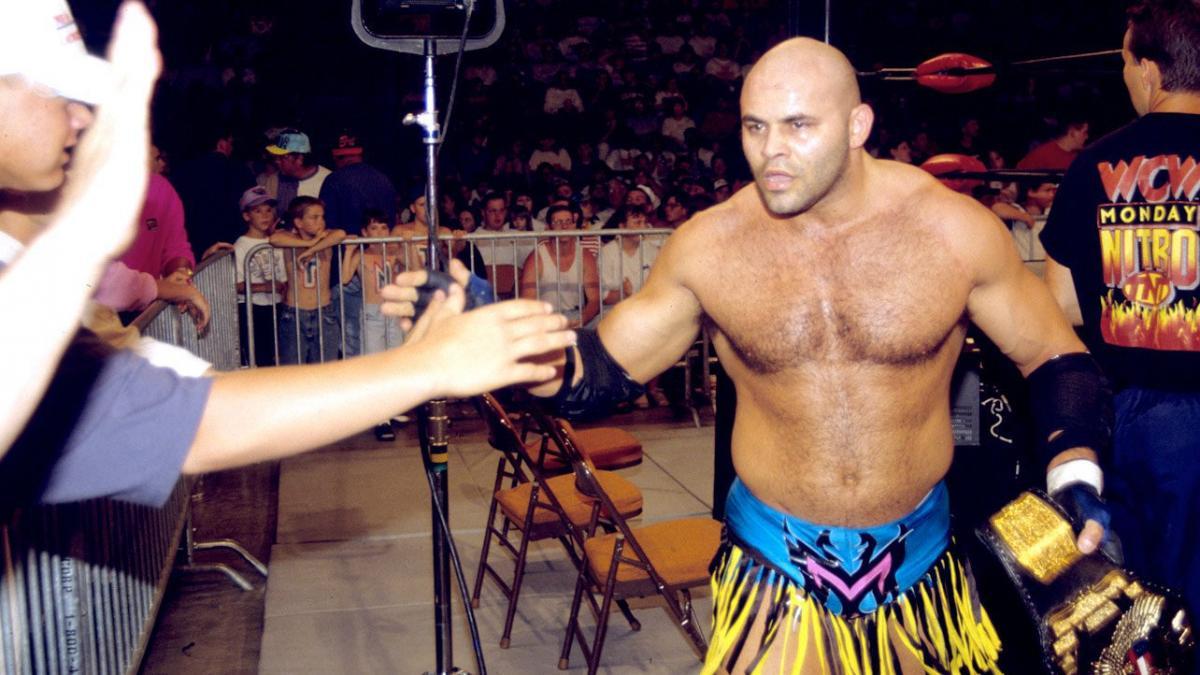 Konnan revela que pediu demissão da WWE em 1993