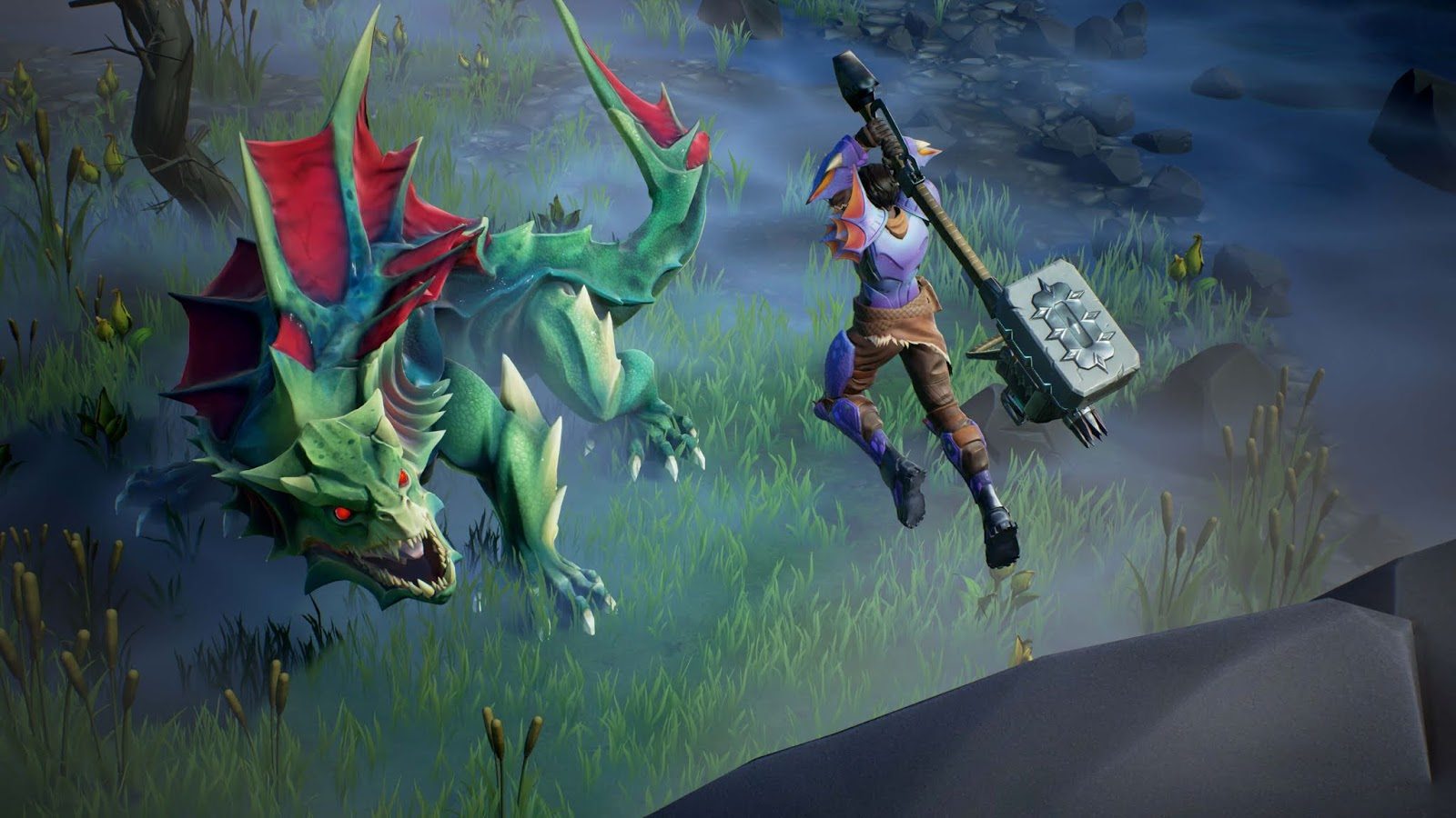 Dauntless Leaving Early Access With A Big Update On September 26th