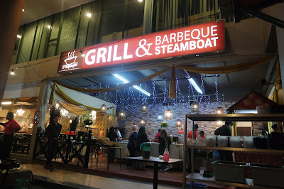 Steamboat Bbq Buffet D Kayangan Dengan Konsep Terbaru 3 Dalam 1 Image May Contain Food Dapur Arang Corner Grills Photos Nilai Menu