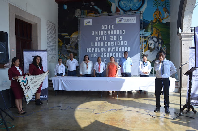 UPAV festeja su octavo aniversario