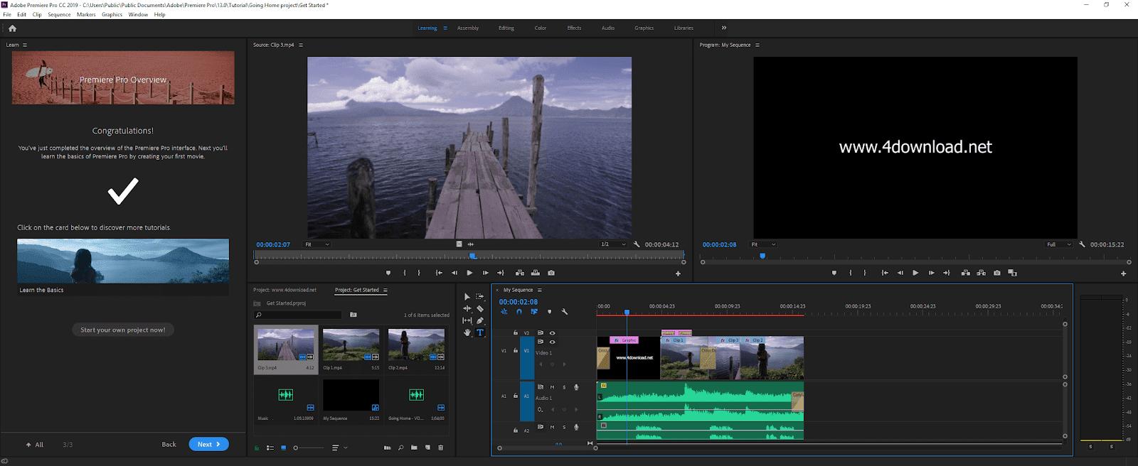 Adobe Premiere Pro CC 2019 Full version preactivated