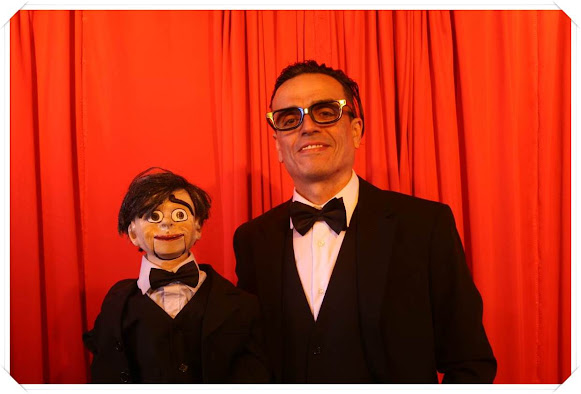 Michel y Michi presentan su nuevo espectáculo El mejor ventrílocuo del mundo