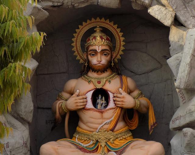 हनुमान जी का भी विवाह हुआ था   कौन थी हनुमान जी की पत्नी  