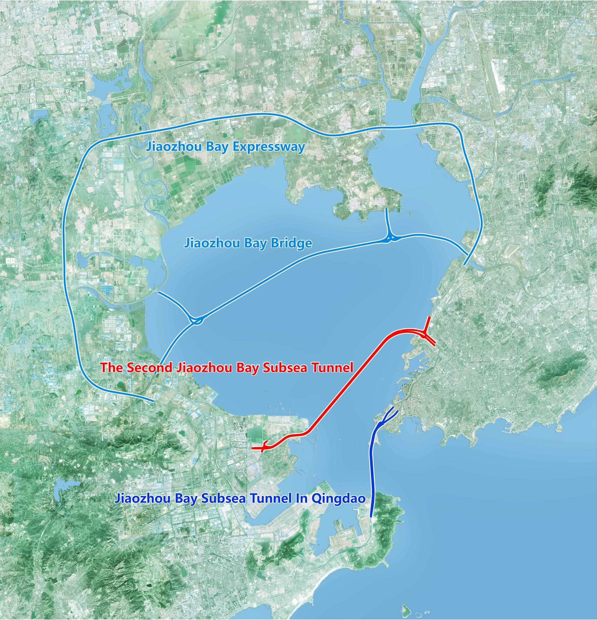 Construction on the world's longest Subsea road tunnel begins