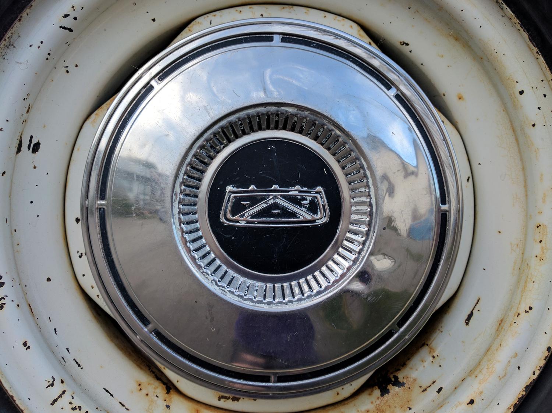 Old Parked Cars Vancouver 1969 Ford Econoline Supervan Camper Van 1