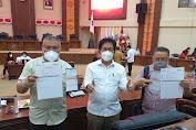 Anggota DPRD Sulut di Vaksinasi Covid 19