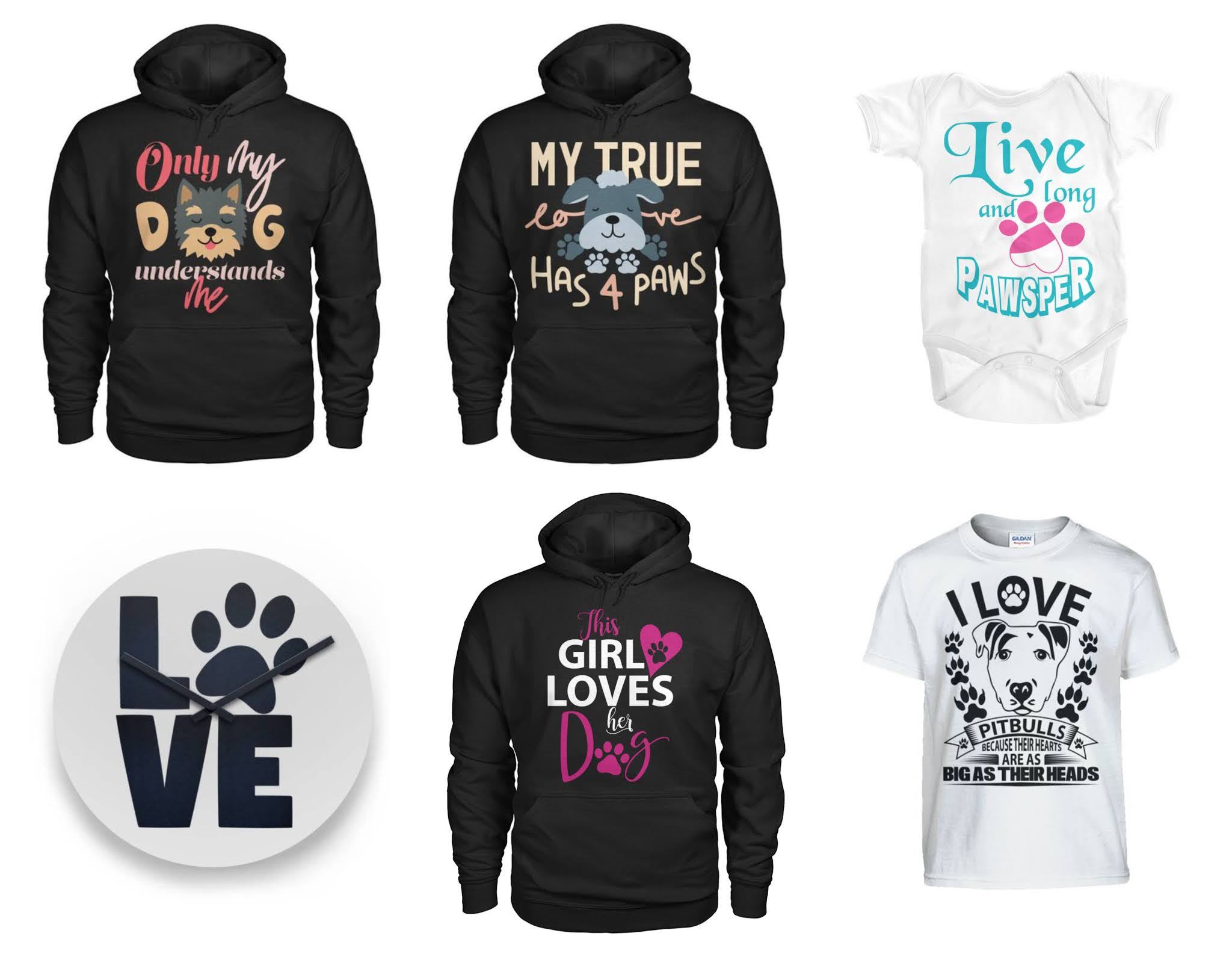 Personalised dog owner gifts