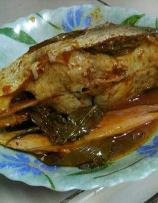 Resepi Asam Pedas Ikan Talang Mudah